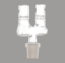 double mouthpiece bong