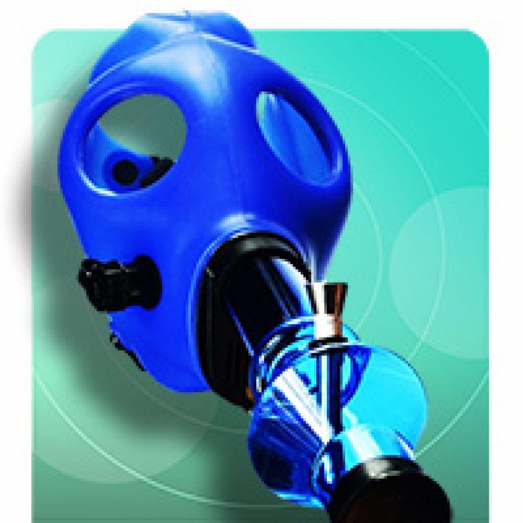 Gas Mask Bong Category