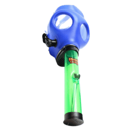 gas mask for smoking weed