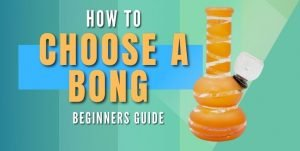 how to choose a bong