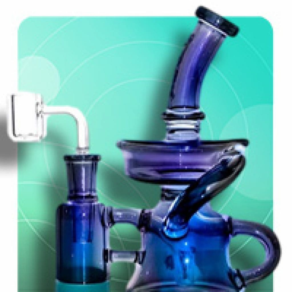 Recycler Dab Rig Category