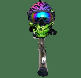 weed gas mask