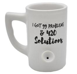 mug pipe