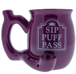 wake and bake coffee mug pipe