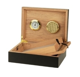 wood stash box