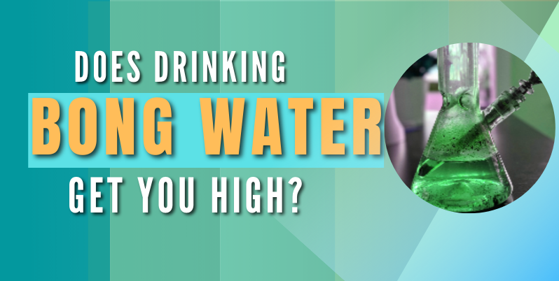 drinking bong water and your health